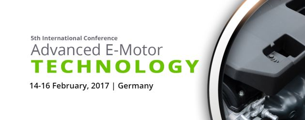 International Conference Advanced e-Motor Technology
