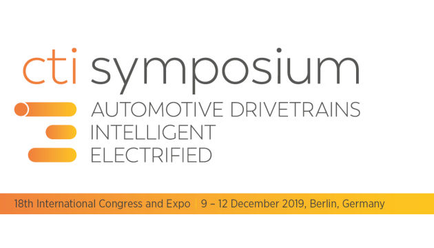 CTI Symposium Berlin – Automotive Drivetrains, Intelligent, Electrified