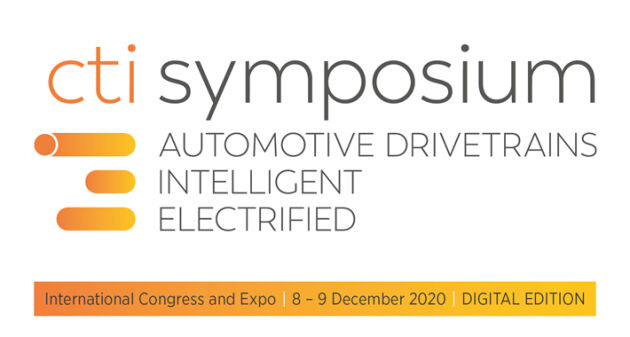 CTI Symposium Berlin - Automotive Drivetrains, Intelligent, Electrified