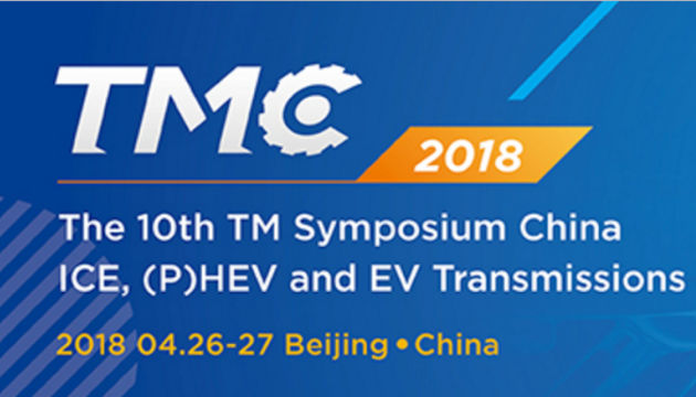 TMC – 10th TM Symposium China ICE, (P)Hev and EV Transmission and Drives