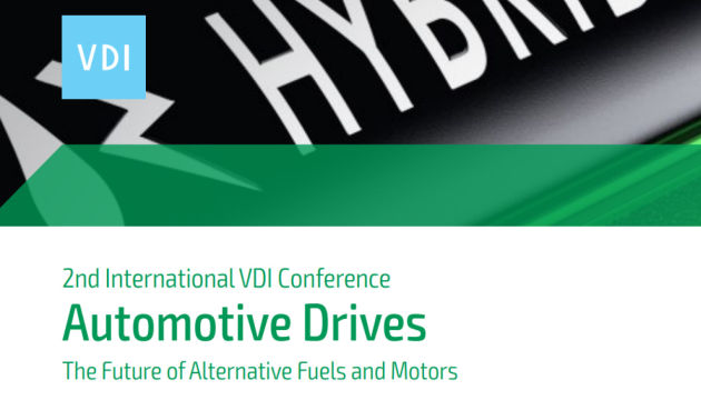 International VDI Conference - Automotive Drives