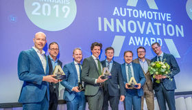 e-DCT van Punch Powertrain wint Automotive Innovation Award - Technology