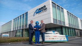 Punch Powertrain passes the torch as main sponsor of Belgian Solar Team