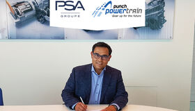 Groupe PSA and Punch Powertrain Expand Strategic Partnership in Electrification