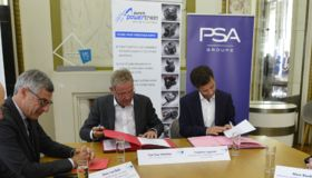 Groupe PSA and Punch Powertrain are negotiating terms of a Joint Venture agreement for the Group's future electrified transmissions