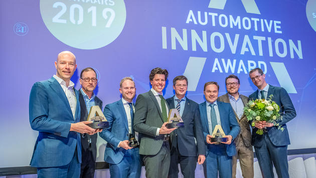 e-DCT de Punch Powertrain remporte le prix Automotive Innovation dans la catégorie « Technologie »